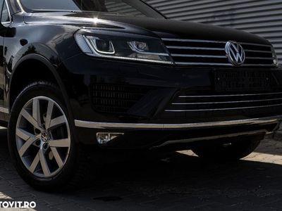 second-hand VW Touareg 3.0