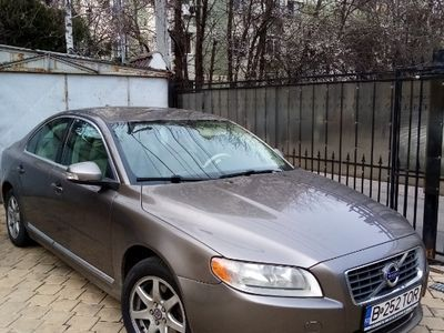 second-hand Volvo S80