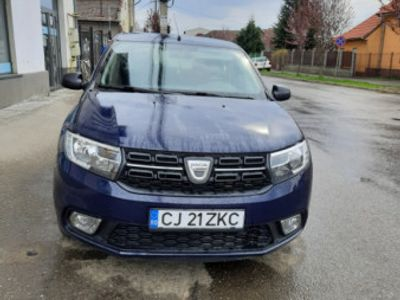 second-hand Dacia Sandero inmatriculata.