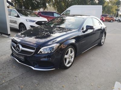second-hand Mercedes CLS350 4M