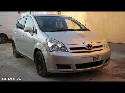 second-hand Toyota Corolla Verso 7 locuri