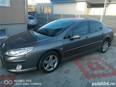second-hand Peugeot 407