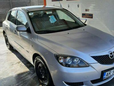 second-hand Mazda 3 1.6 benzina