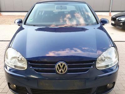 second-hand VW Golf V TDI