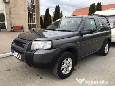 used Land Rover Freelander an 2004