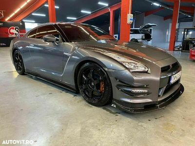 second-hand Nissan GT-R Track