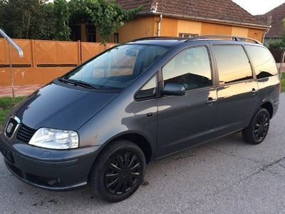 second-hand Seat Alhambra 1.9 Tdi Euro 4