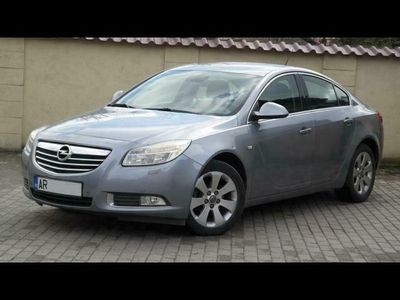second-hand Opel Insignia EURO 5 - an 2010, 2.0 Cdti (Diesel)