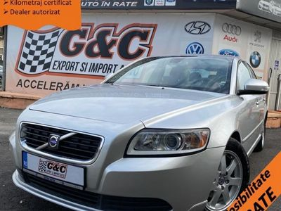 second-hand Volvo S40 D2