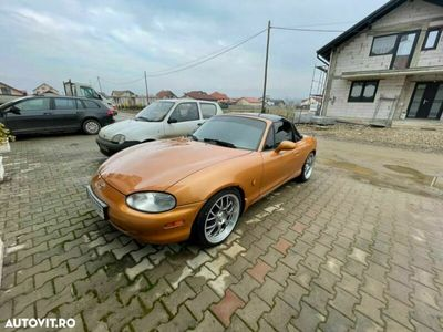 second-hand Mazda MX5