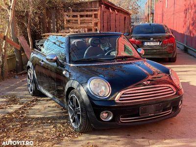second-hand Mini Cooper Cabriolet