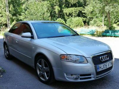 second-hand Audi A4 // 2005 // 1.9 TDI 116 CP