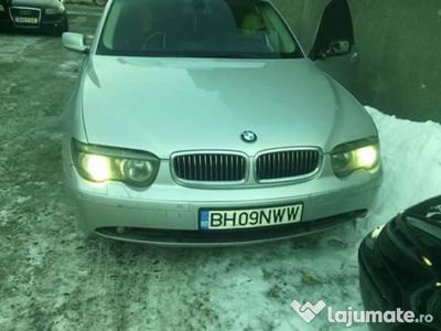 second-hand BMW 730 d