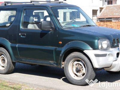 used Suzuki Jimny 4x4, 1.3 Benzina, an 2001 luna 8
