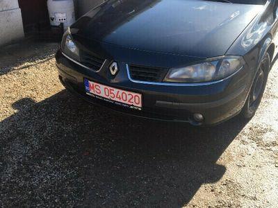 second-hand Renault Laguna diesel facelift break înmatriculata