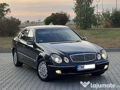 used Mercedes E200 -Benzavantgarde Benzina+GPL