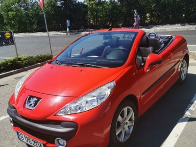 second-hand Peugeot 207 CC