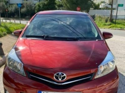 second-hand Toyota Yaris 1.33