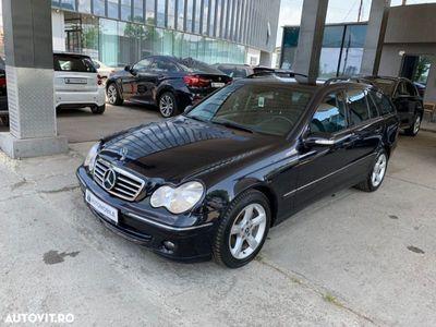 second-hand Mercedes C270 C