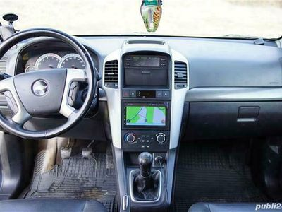 second-hand Chevrolet Captiva 2.0