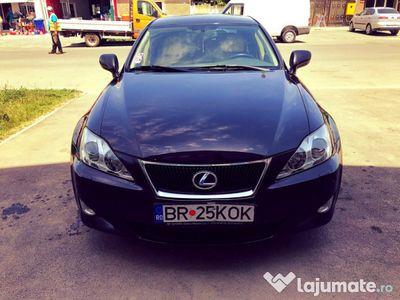 second-hand Lexus IS220d