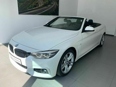 second-hand BMW 430 I CONVERTIBLE