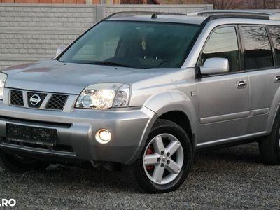 second-hand Nissan X-Trail 4x4, 2.2 DCI Diesel, an 2006