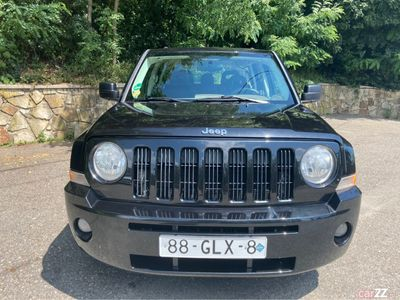 second-hand Jeep Patriot 2.0 CRD 4X4 2008