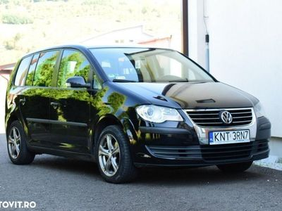 second-hand VW Touran II