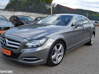 second-hand Mercedes CLS350