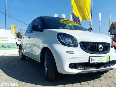 second-hand Smart ForFour 60