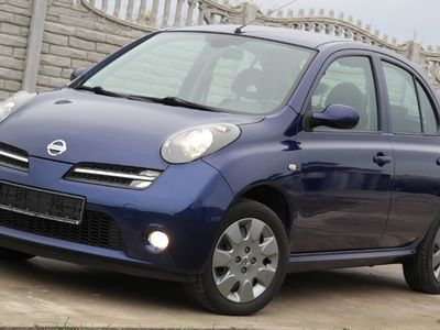second-hand Nissan Micra 1.4