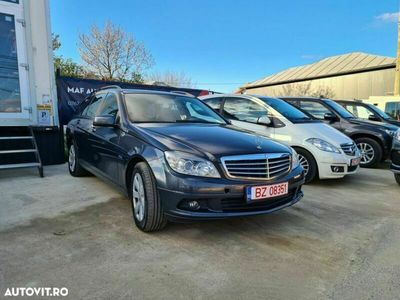 second-hand Mercedes C200