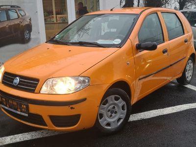 second-hand Fiat Punto GPL 2006