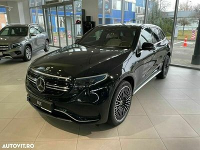 second-hand Mercedes EQC 400