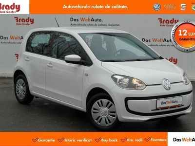 second-hand VW up! 1.0MPI/60 CP