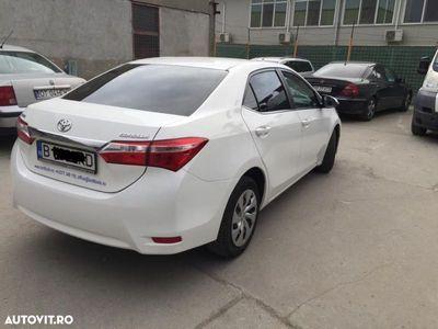 second-hand Toyota Corolla Seria