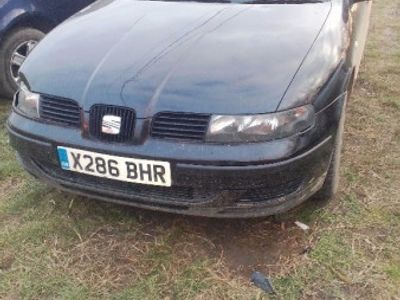 second-hand Seat Leon 2001 1.9 alh recent adus piese