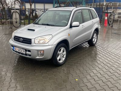 second-hand Toyota RAV4