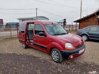 second-hand Renault Kangoo 1.5 Diesel autoturism 5 locuri adus recent di