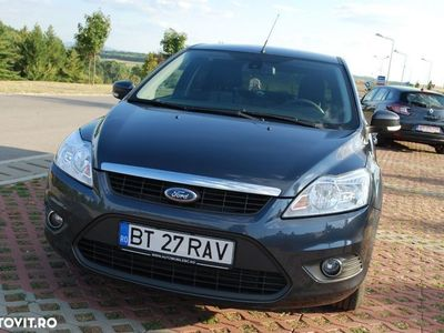 second-hand Ford Focus 1.6 TDCi - 110 CP. - 2010
