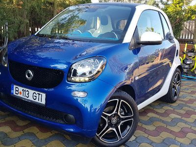 second-hand Smart ForTwo Coupé GTI 6300km