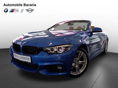 second-hand BMW 420 d Cabrio M Sport Edition