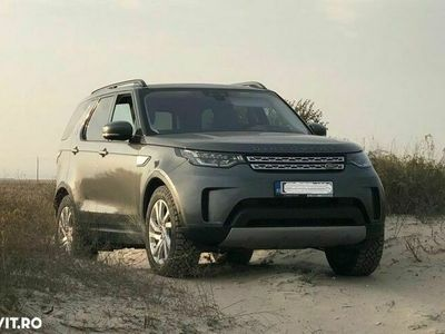 second-hand Land Rover Discovery 3.0