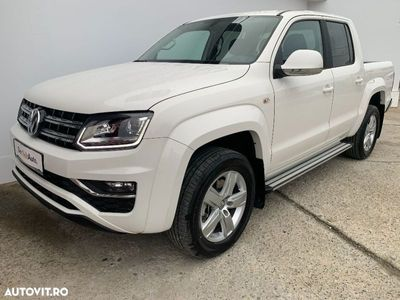 second-hand VW Amarok Double