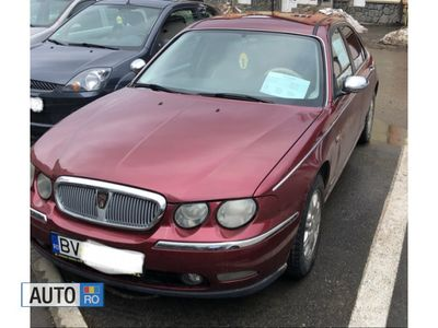 second-hand Rover 75 61