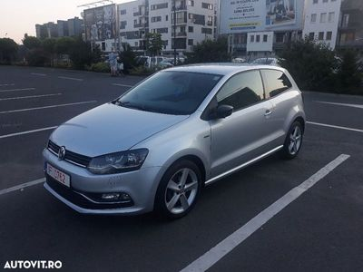 second-hand VW Polo V