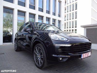 second-hand Porsche Cayenne Diesel Platinum Edition