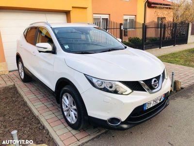 second-hand Nissan Qashqai Tekna