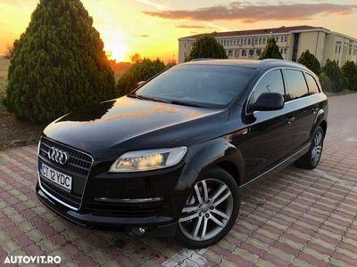 second-hand Audi Q7 4L